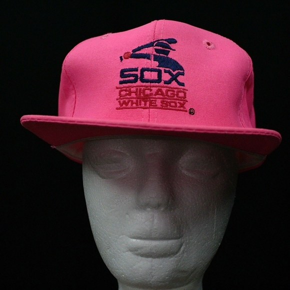 b7c6dfc72db07e Twins Enterprises Accessories | Vintage Neon Pink Chicago White Sox ...